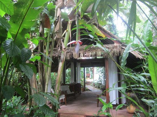 Namuwoki Lodge: Lugar de reposo