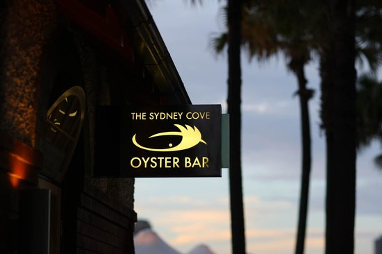 Sydney Cove Oyster Bar: Welcome...
