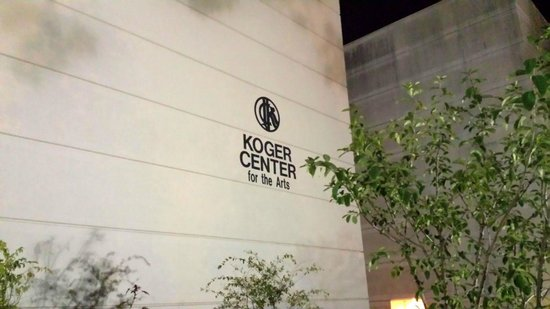 Koger Center for the Arts: koger