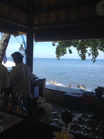 The Lovina: die Bar