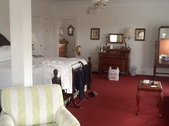 Claramount Inn & Spa : bedroom