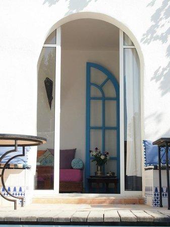 Villa Daba : Design feature