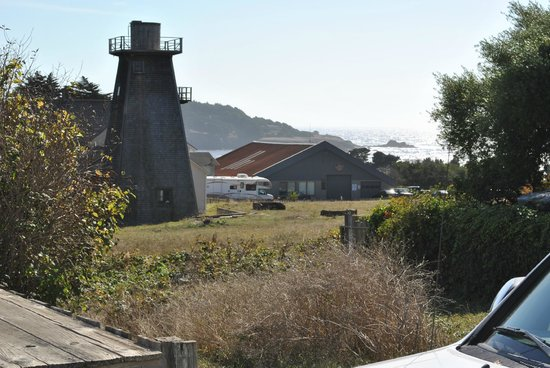 Cafe Beaujolais: The Village of Mendocino, North CA Coast