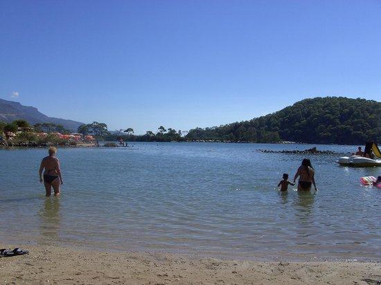 Akdeniz Beach Hotel : Blue Lagoon
