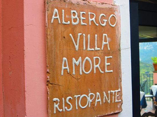 Villa Amore Ristorante : Villa Amore