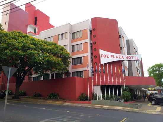 Foz Plaza Hotel: Hotel Foz Plaza