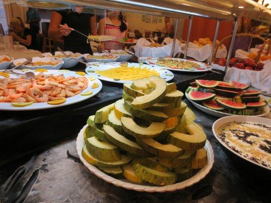 Aqua Hotel Bertran Park : dineren