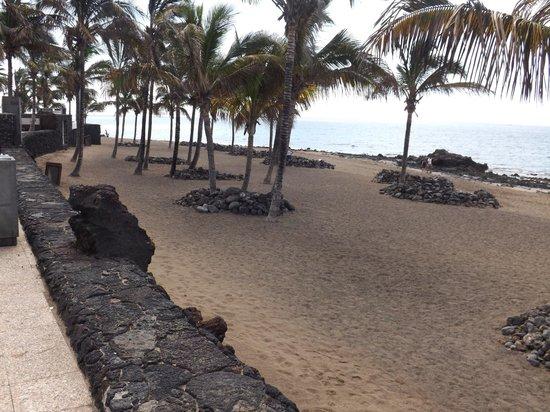 Hotel Floresta: Beach