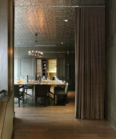 The Private Dining Room Picture Of Ink Amp Elm Atlanta