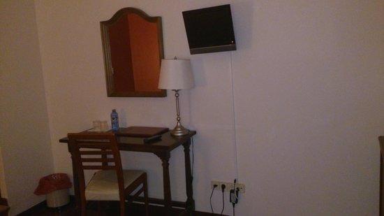 Hotel Pazo de Mendoza : minitele