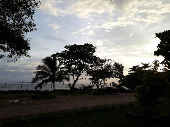 Rest House Matara : Evening view