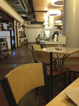 Mocha Java Cafe: Nice ambiance