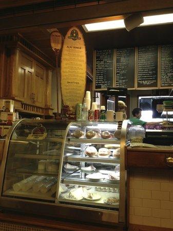 Mocha Java Cafe: Order at the counter