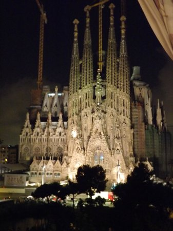 Gaudi's Nest: View