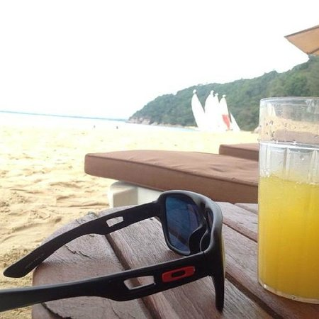 Club Med Cherating Beach: chill