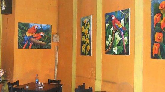 Café Flor: great pics