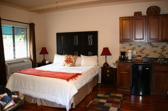 Oak Creek Terrace Resort: bedroom
