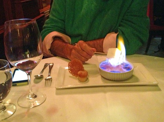 Le Saint-Amour : Comforting dessert Step 2