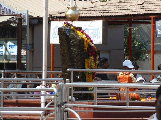 Shingnapur, India: The Idol