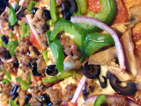 Steel City Pizza Co.: Wow, great pizza as all ways