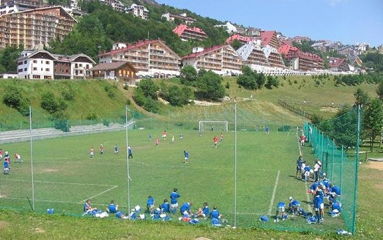 Residence Stalle Lunghe : Calcio