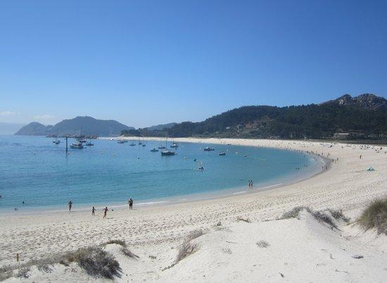 Playa de Rodas: Playa grande