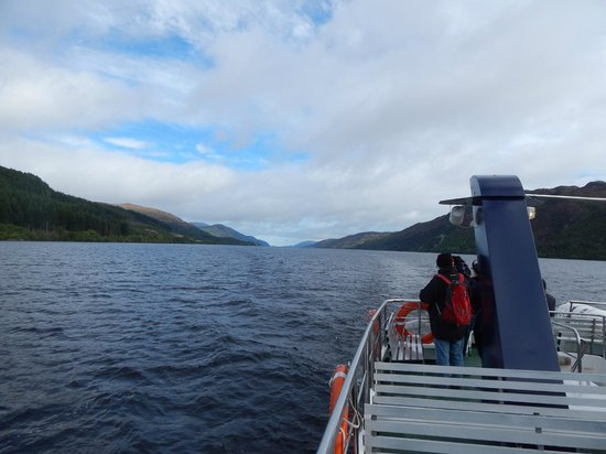 Cruise Loch Ness: Aboard the Royal Scott