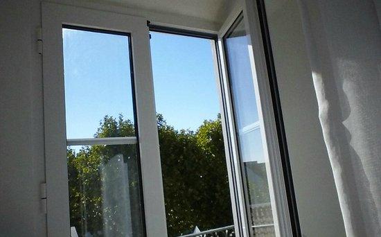 Casa do Platano : Balcony in room