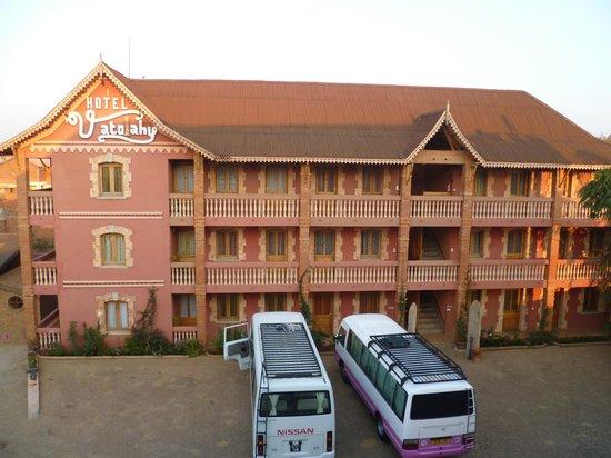 Vatolahy Hotel : 2ème bâtiment