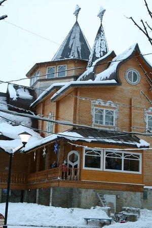 Ded Moroz Estate: Резиденция Деда Мороза
