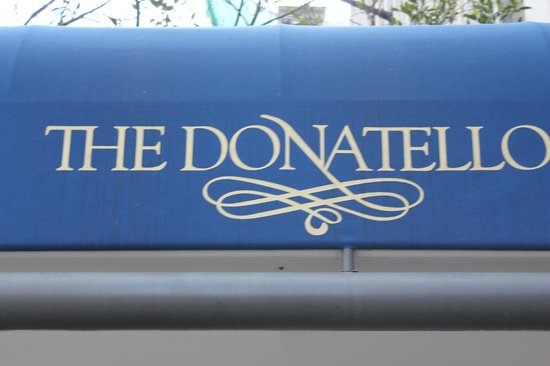 The Donatello Hotel