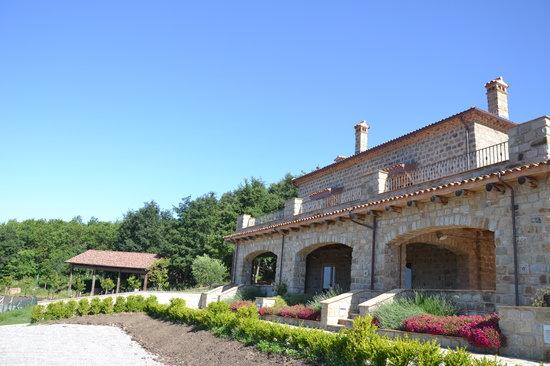 Moio della Civitella, Italia: facciata anteriore