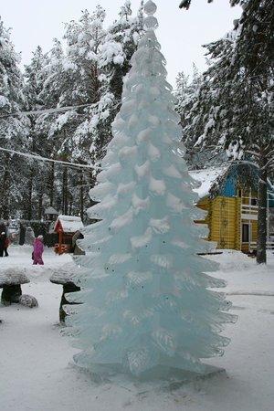 Ded Moroz Estate: Ледяная Елка