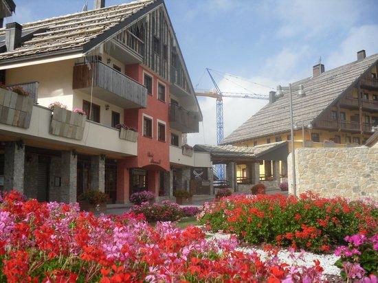 Residence Stalle Lunghe : Borgo