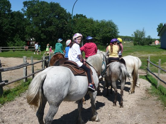 Birds Hill Provincial Park: Horseback riding