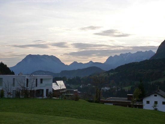 Juffing Hotel & Spa: Sonnenaufgang