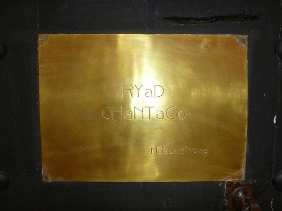 Riad Danka: Ryad Chantaco