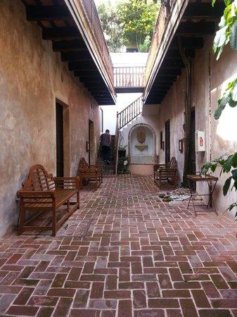 Villa Herencia : Common area