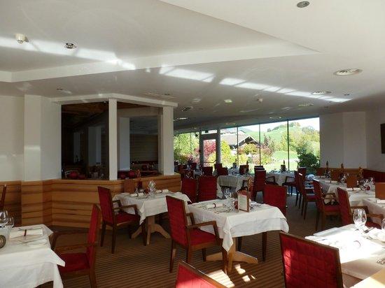 Juffing Hotel & Spa: Restaurant