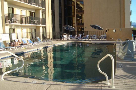 Hampton Inn Lake Havasu City : great beds