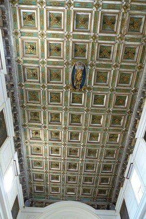 Майори, Италия: 16th Century ceiling