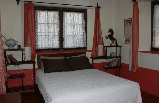 La Damiana Inn: La Damina Inn bedroom