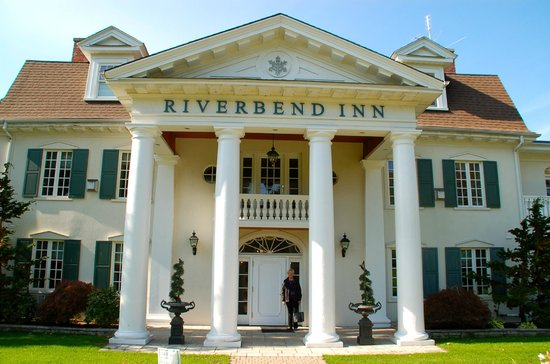 Riverbend Inn and Vineyard : Beautiful place to stay