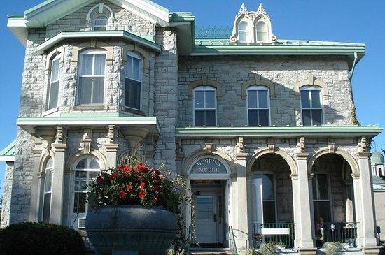 Canada's Penitentiary Museum : Museum