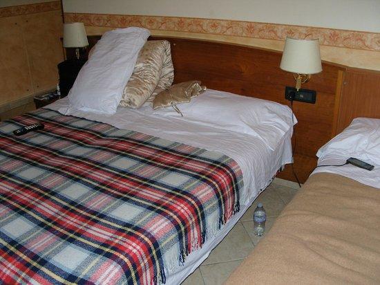 Hotel dell'Urbe: Das Zimmer