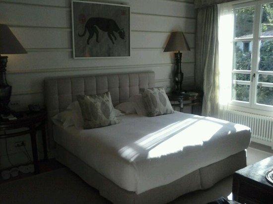 Hotel Iturregi : Habitación Azkizu