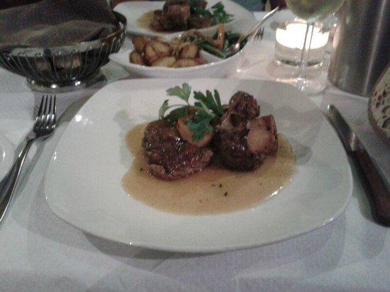 Latini Restaurant: Veal
