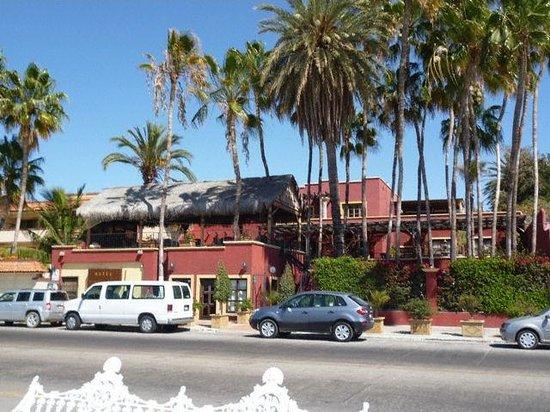 Posada de las Flores La Paz : hotel