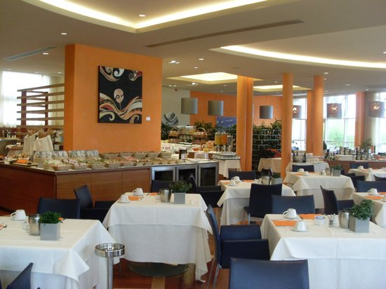 Hotel Corte Valier: La salle des repas