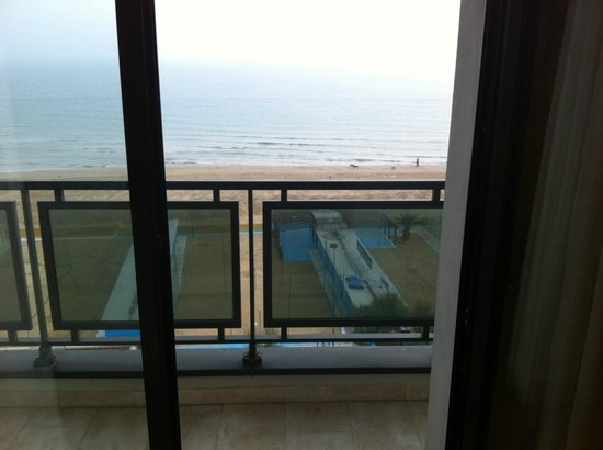 Mercure Pesaro : Vista dalla camera